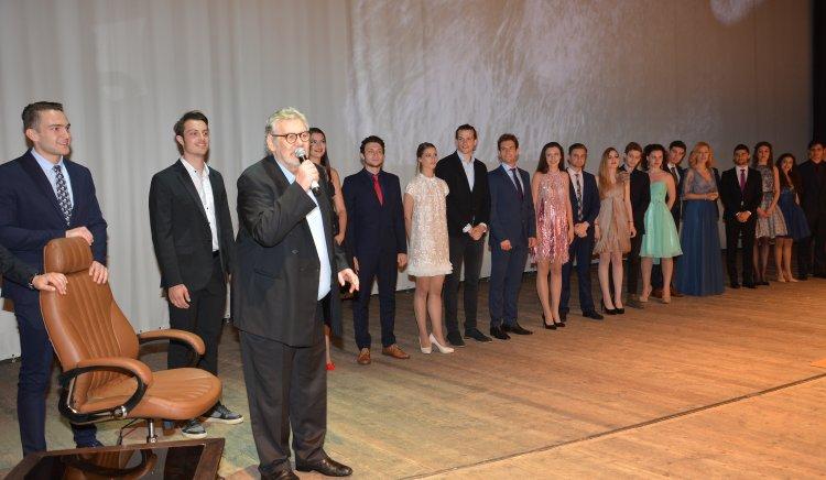Проф. Стефан Данаилов пред варненци: Обичам ви, обичам моята публика