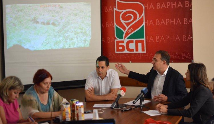"""БСП – Варна: Две години след трагедията в """"Аспарухово"""" общината обещава, действия няма"""