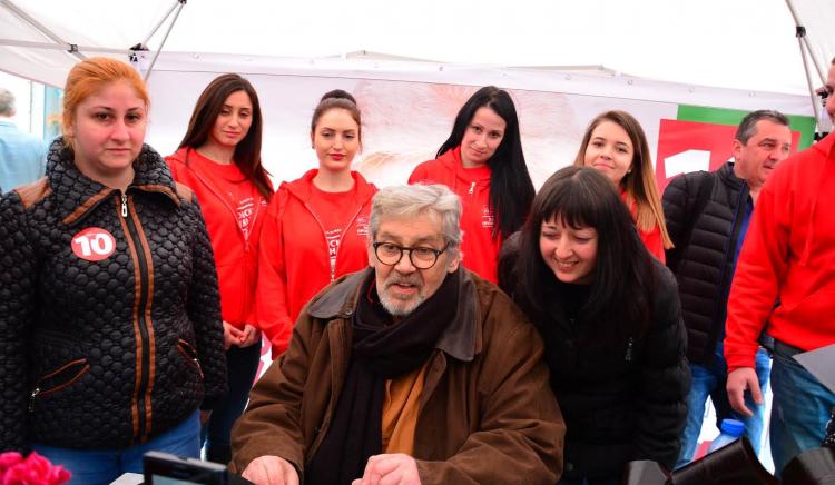 Стефан Данаилов: Залагаме специална програма за читалищата
