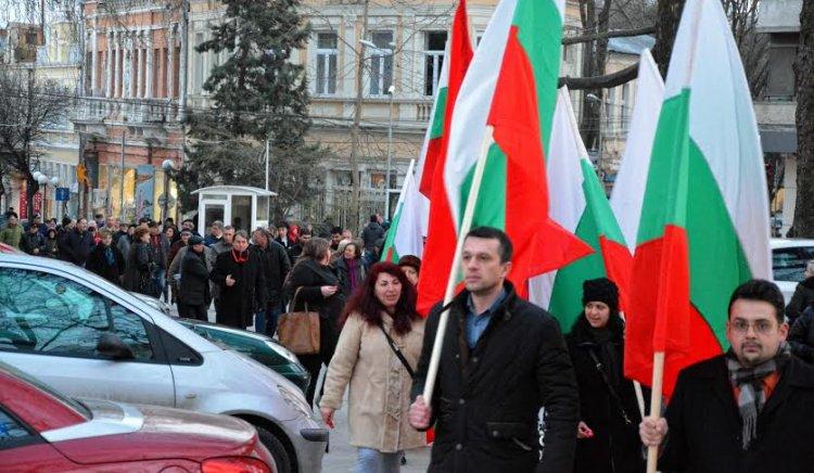 """С протест БСП-Варна поиска оставката на кабинета """"Борисов 2"""""""