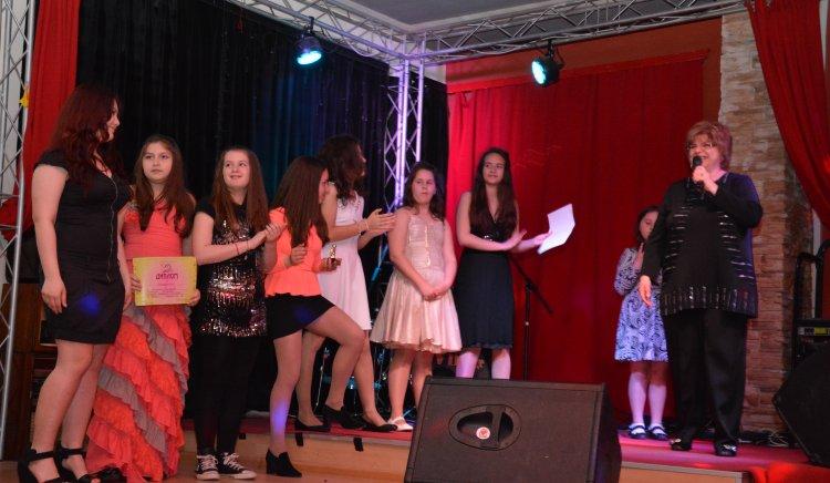 """Ангелските гласове получиха подкрепа от капманията """"Талантливите деца на Варна"""""""