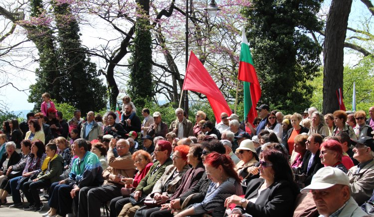 Борислав Гуцанов,  БСП-Варна: Да върнем 1 май като Ден на труда в България