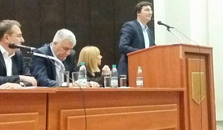 """Крум Зарков: С """"Визия за България"""" предлагаме решения"""