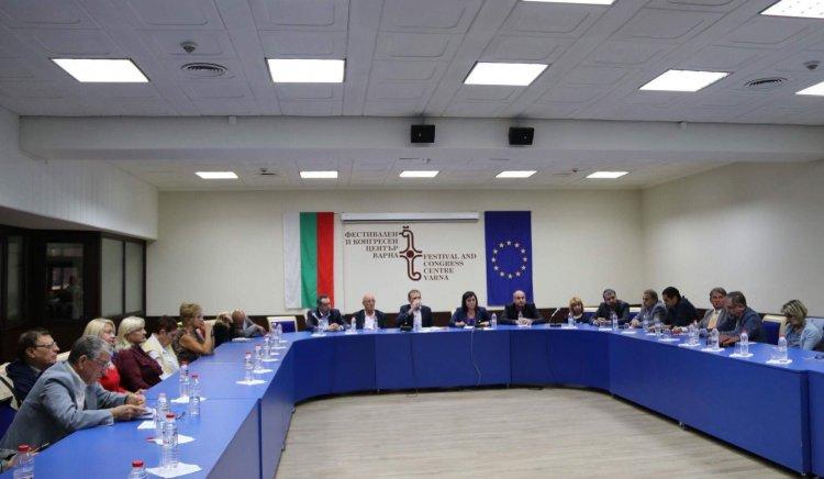 """Структурите на БСП във Варна обявиха пълна подкрепа за ръководството в борбата срещу модела """"ГЕРБ"""""""
